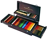 Faber Castell 110086 Graphic Collection Holzkoffer
