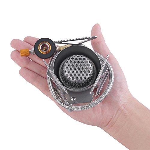 Outad fornello campeggio gas prezzo ioandroid - Fornello ad induzione portatile ...