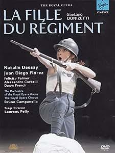 Gaetano Donizetti - La Fille du régiment / Dessay, Florez, Palmer, Corbelli, French, Campanella, Pelly (Royal Opera House 2007)