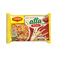 Maggi Nutri-Licious Atta Noodles - Mexicana, 75g Pack