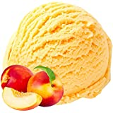 Nectarine flavor vegan - no sugar soft ice cream powder - For Soft ice machine - 1: 3 - 1 kg