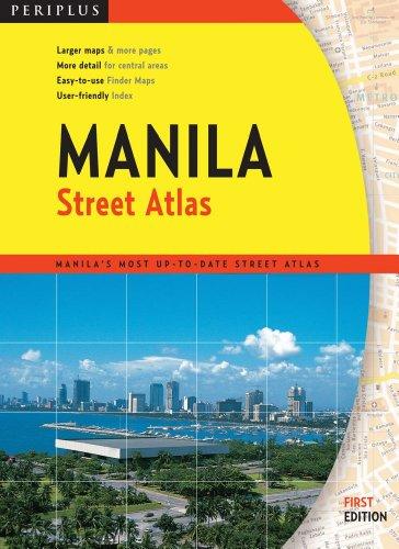Manila Street Atlas (Periplus Street Atlas)