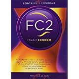 FC2 Female Condom Box, 3 Count by FC2