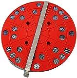 6KG ROLLE Auswuchtgewichte Klebegewichte ZINK Stahlgewichte 1200x5g 12x5g Kleberiegel mit ABRISSKANTE