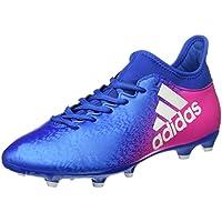 adidas Performance Mens X 16.3 FG Football Boots - Blue