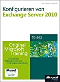 Konfigurieren von Microsoft Exchange Server 2010, m. CD-ROM