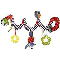 Newin Star Espiral actividades juguetes del cochecito y cama,Colgando Cuna Sonajero,bebé Cuna de juguete