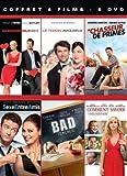 Comédies romantiques - Coffret 6 DVD  - Bad Teacher + Sexe entre amis + L'abominable...