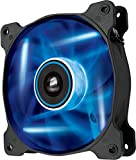 Corsair CO-9050021-WW Air Series SP120 LED 120mm  Low Noise High Pressure LED Fan Single Pack, Blue