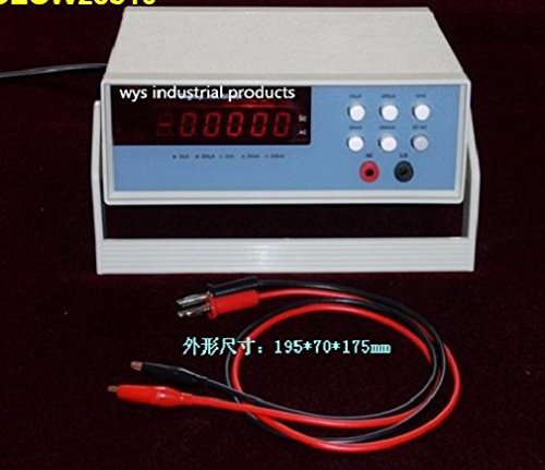 4 1/2 digital ?A Micro-current mA current tester meter 20uA/200uA 2mA 20mA 200mA (Microcurrent)