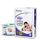 #6: Himalaya Total Care Baby Pants (Small 54 Count) with Wipes (72 Count)