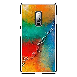 """MOBO MONKEY Designer Printed 2D Transparent Hard Back Case Cover for """"OnePlus Two"""" - Premium Quality Ultra Slim & Tough Protective Mobile Phone Case & Cover"""