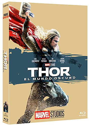 Thor El Mundo Oscuro - Edición Coleccionista [Blu-ray]