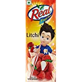 Real Fruit Power Litchi, 200ml