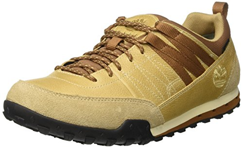 Timberland Greeley Approach Low Leatcroissant Rugged Fg, Oxford Homme, Beige (Croissant Rugged Fg), 40 EU