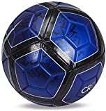 #9: Rasco Blue CR 7 FCB Football (Size 5)