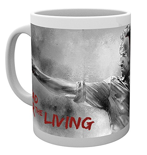 GB eye LTD, The Walking Dead, Rick, Tazza