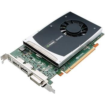 PNY NVIDIA Quadro 2000 Carte graphique Quadro 2000 PCI Express 2.0 x16 1 Go GDDR5 DVI / HDCP