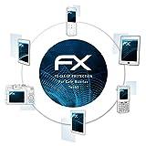 atFoliX Displayschutzfolie für Cafe-Bonitas Tech1 Schutzfolie - 2 x FX-Clear kristallklare Folie