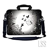 LSS 15.6 inch Laptop Sleeve Bag Notebook with Extra Side Pocket, Soft Carrying - Best Reviews Guide