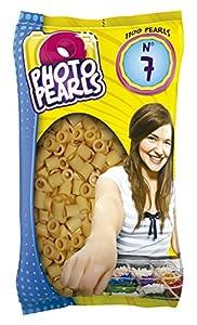 Photo Pearls - Bolsita de Recambio, 1.100 Perlas, Color Arena (Goliath 35906015)