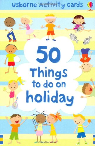 50 Things to Do on Holiday (Activity Cards)