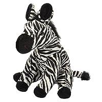 Wild Republic Zebra Plush Soft Toy, Cuddlekins Cuddly Toys, Gifts for Kids 30 cm