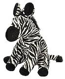 Wild Republic 19378 Plüsch Zebra, Cuddlekins Kuscheltier, Plüschtier, 30cm