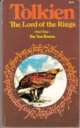 Cover of The Two Towers (The Lord of the Rings 2)