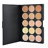 FantasyDay® Professionale 15 Colori Correttore Cosmetico Camouflage Palette Trucco #2 - Adattabile a Uso Professionale che Privato