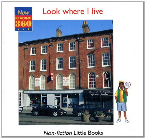 New Reading 360 Level 1: Non Fiction Little Books (4 set): Non Fiction Little Books Level 1