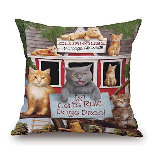 amarsad-cuscino-lavaggio-auto-supporto-lombare-cuscino-gattino-alike-foto-w-45-831864545-cm