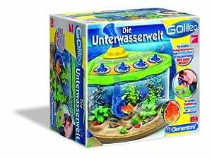 clementoni 69250 7 galileo die unterwasserwelt spielzeug. Black Bedroom Furniture Sets. Home Design Ideas