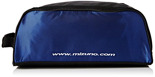 Mizuno Shoe Bag Porta Scarpe da Golf, Nero - Sport Golf Shoes