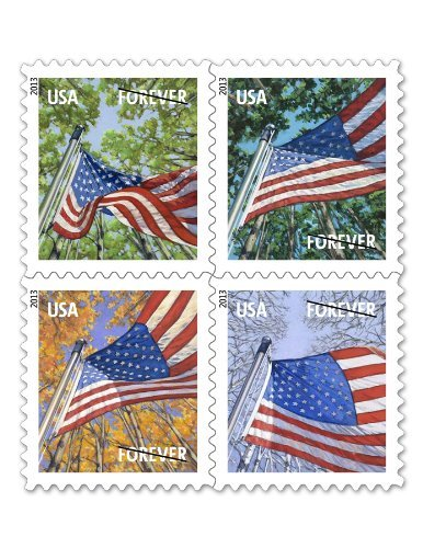 usps-forever-stamps-a-flag-for-all-seasons-self-adhesive-3x-booklets-of-20-60-in-total-good-forever-