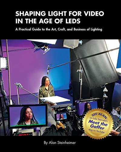 Shaping Light for Video in the Age of LEDs: A Practical Guide to the Art, Craft, and Business of Lighting (English Edition)