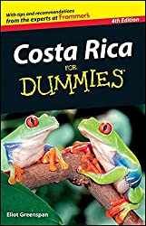 Costa Rica For Dummies (Dummies Travel)