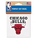 Wincraft NBA Perfect Cut Couleur Autocollant, Accessoires, Multicolore