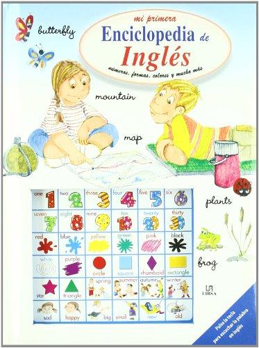 Mi primera enciclopedia de ingles/ My First English Encyclopedia