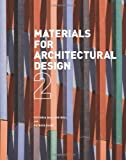 Materials for Architectural Design 2