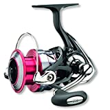 Daiwa Ninja 2500 A, Spinning Angelrolle mit Frontbremse, 10218-250