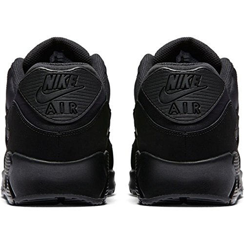 Nike Herren Air Max 90 Essential Low-Top black-black-black (537384-072)