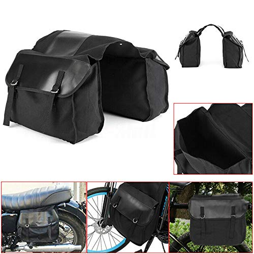 wicht Tasche Mountainbike Hinten Tasche Motorrad Fahrrad Satteltasche Camping Outdoor Ausrüstung ()