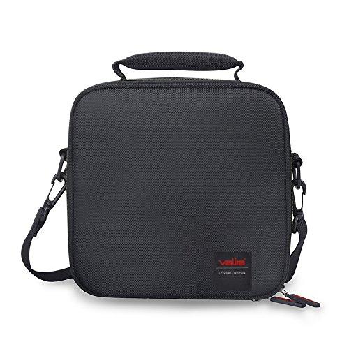 Valira Compact Lunch Bag - Bolsa porta alimentos, color negro