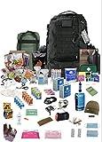 Bug Out Bags Zaino con kit di sopravvivenza per civile, per una persona,...
