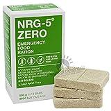 Notverpflegung NRG-5 ZERO Glutenfrei Survival 500g Outdoor Notration Notvorsorge