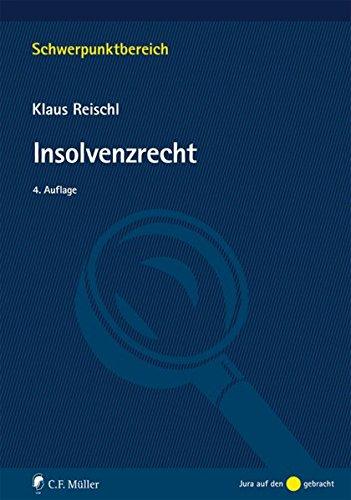 Insolvenzrecht (Schwerpunktbereich)