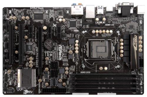 Asrock Z68 Pro3 Gen3 Sockel 1155 Mainboard (Intel Z68, DDR3 Speicher, SATA III, USB 3.0)