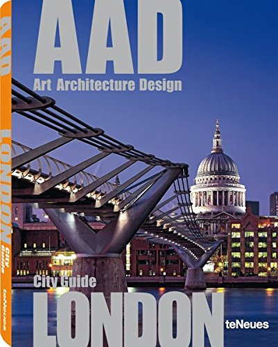 Cool London Art Architecture Design (And guides)