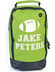 Bolsa para botas, personalizado, bolsa para botas de Rugby, bolsa para zapatos, diseño de balón de Rugby